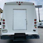 International 25 passenger charter shuttle coach bus for sale - Diesel 4