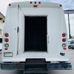 International 25 passenger charter shuttle coach bus for sale - Diesel 5