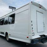 International 25 passenger charter shuttle coach bus for sale - Diesel 7