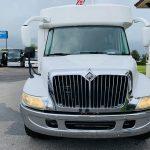 International 25 passenger charter shuttle coach bus for sale - Diesel 10