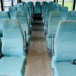International 25 passenger charter shuttle coach bus for sale - Diesel 11
