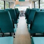 International 25 passenger charter shuttle coach bus for sale - Diesel 13