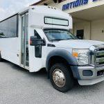 Ford 29 passenger charter shuttle coach bus for sale - Diesel 1