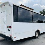 Ford 29 passenger charter shuttle coach bus for sale - Diesel 3