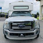 Ford 29 passenger charter shuttle coach bus for sale - Diesel 10
