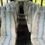 Ford 29 passenger charter shuttle coach bus for sale - Diesel 11
