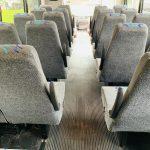 Ford 29 passenger charter shuttle coach bus for sale - Diesel 14