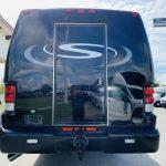 International 37 passenger charter shuttle coach bus for sale - Diesel 4