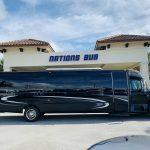 International 37 passenger charter shuttle coach bus for sale - Diesel 2