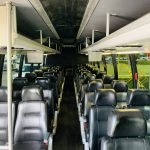 International 37 passenger charter shuttle coach bus for sale - Diesel 10