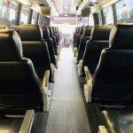 International 37 passenger charter shuttle coach bus for sale - Diesel 11