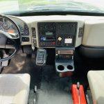 International 37 passenger charter shuttle coach bus for sale - Diesel 14