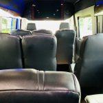 Mercedes Benz 13 passenger charter shuttle coach bus for sale - Diesel 12