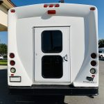 Ford E-350 20 passenger charter shuttle coach bus for sale - Gas 4
