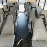 Ford E-350 20 passenger charter shuttle coach bus for sale - Gas 10