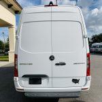 Mercedes Benz 11 passenger charter shuttle coach bus for sale - Diesel 4