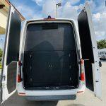 Mercedes Benz 11 passenger charter shuttle coach bus for sale - Diesel 5