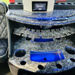 Mercedes Benz 11 passenger charter shuttle coach bus for sale - Diesel 14