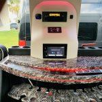 Mercedes Benz 11 passenger charter shuttle coach bus for sale - Diesel 15