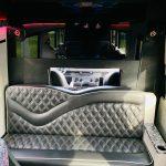 Mercedes Benz 11 passenger charter shuttle coach bus for sale - Diesel 16