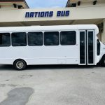 E-450 28 passenger charter shuttle coach bus for sale - Gas 2