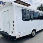 E-450 28 passenger charter shuttle coach bus for sale - Gas 3