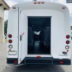 E-450 28 passenger charter shuttle coach bus for sale - Gas 5