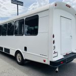 E-450 28 passenger charter shuttle coach bus for sale - Gas 6