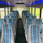 E-450 28 passenger charter shuttle coach bus for sale - Gas 11