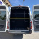 Mercedes Benz 13 passenger charter shuttle coach bus for sale - Diesel 5