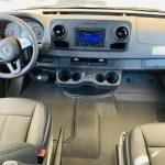 Mercedes Benz 13 passenger charter shuttle coach bus for sale - Diesel 14