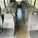 International 24 passenger charter shuttle coach bus for sale - Diesel 9