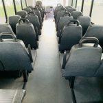 International 24 passenger charter shuttle coach bus for sale - Diesel 10